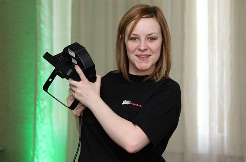Amy Perry Events Supervisor