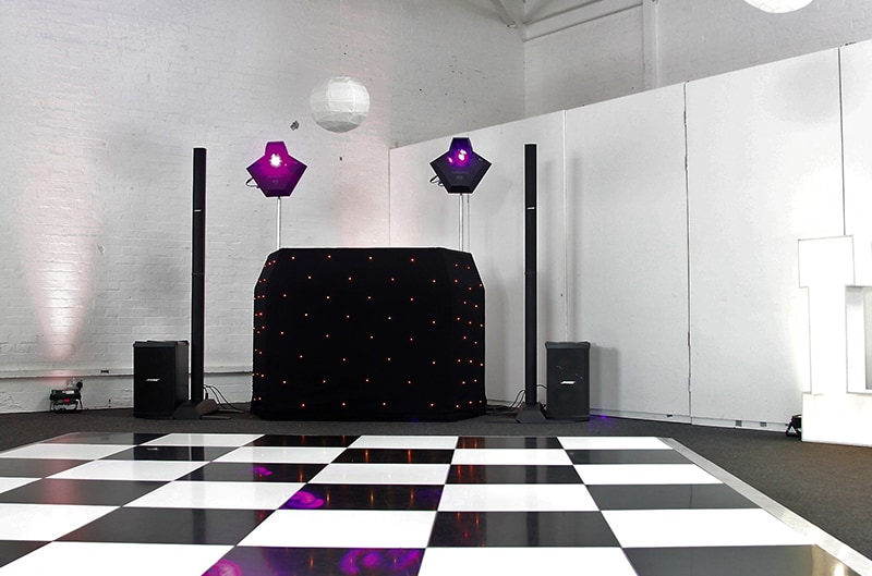 Digbeth party hire