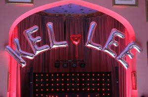 Foil Letter Balloons
