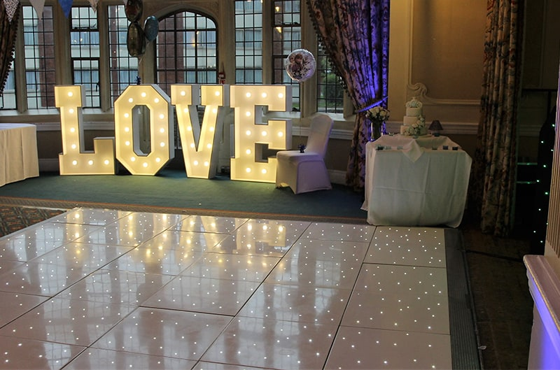 Hire Dance Floor Birmingham