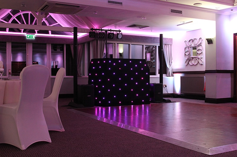 LED Dancefloor Hire