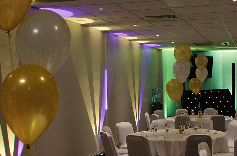 balloon decoration hire birmingham