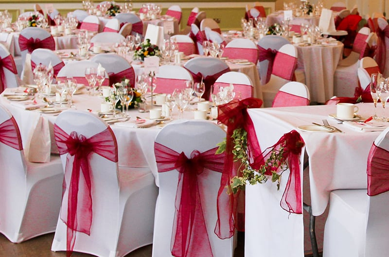 chair sash hire birmingham