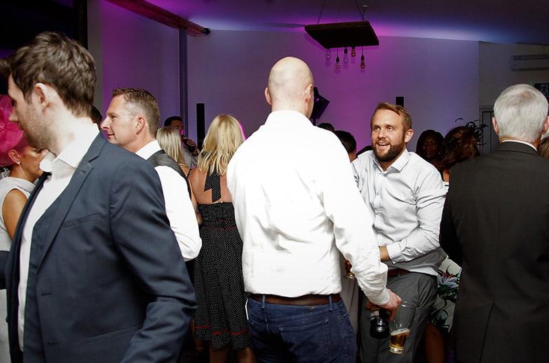 dancefloor hire Warwickshire