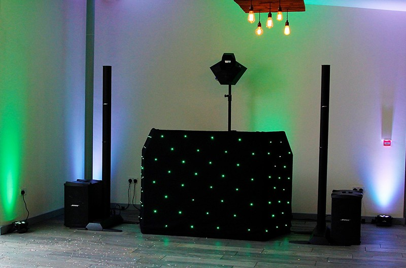 mobile disco Warwickshire
