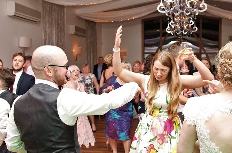 wedding day party hire birmingham