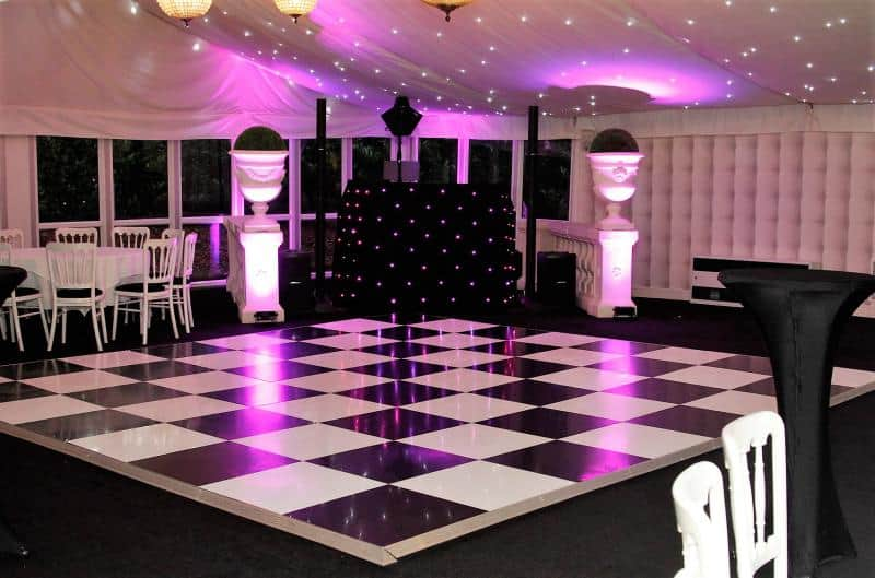 Mobile Disco at Moxhull Hall in Wishaw