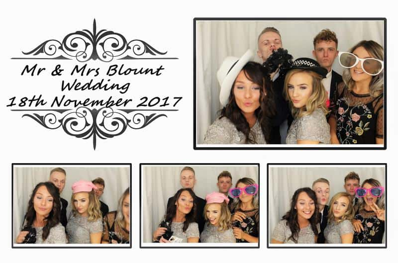 Wedding Photo Booth Hire In Tettenhall