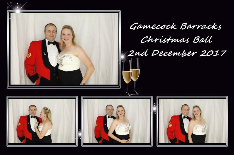 Photo Booth Hire Gamecock Barrocks