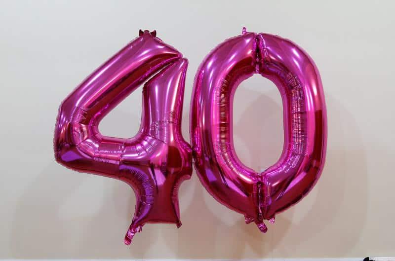 Balloons In Lichfield