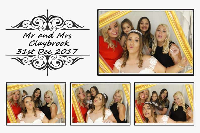 Photo Booth Hire Henley In Arden Golf Club