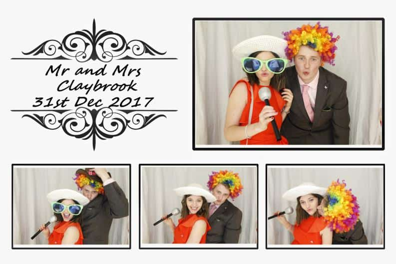 Photo Booth Hire in Henley In Arden Golf Club
