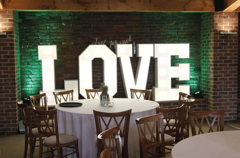 Mobile Disco In Longbridge with Love Letters