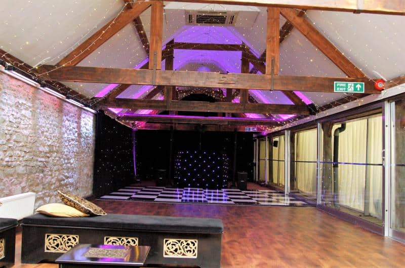 Mobile Disco and Dance floor