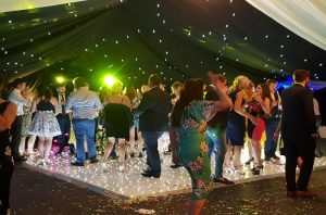 Mobile disco In Fillongley
