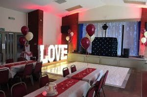 Dance Floor Hire
